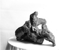RECLINING FIGURE, 30cm (12in)